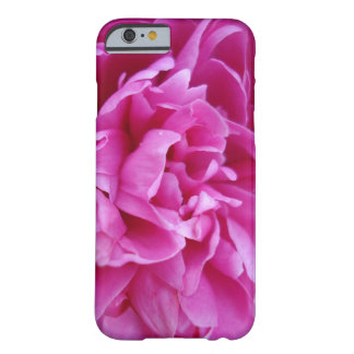 Rosa blommigt barely there iPhone 6 fodral