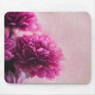 Rosa blommor musmatta