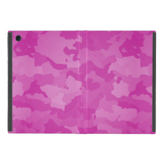 Rosa Camo iPad Mini Fodral