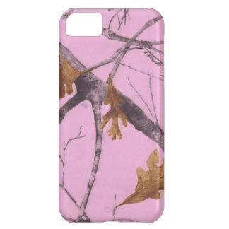 Rosa Camo iPhone 5C Fodral