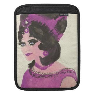 Rosa dam iPad sleeve