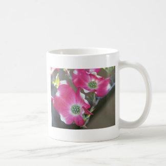 Rosa Dogwood Kaffemugg