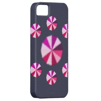 rosa drömmar iPhone 5 skal