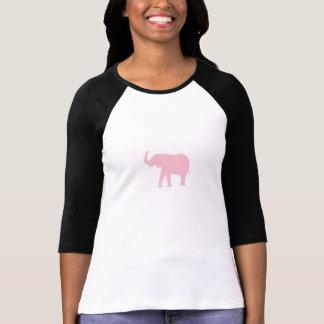 Rosa elefant t shirts