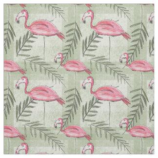 Rosa Flamingo & tyg