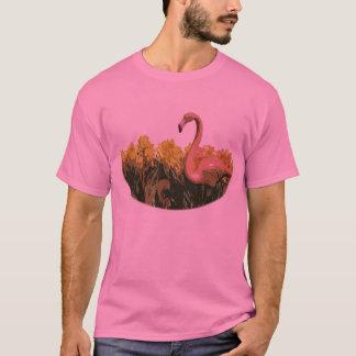 Rosa FlamingoT-tröja T-shirt