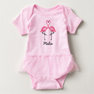 Rosa FlamingoTutuskjorta T-shirt