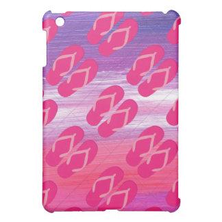 Rosa flinflip flops iPad mini fodral