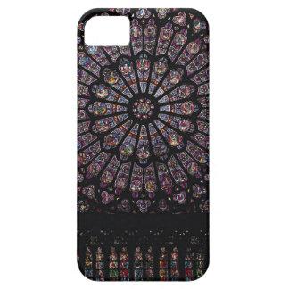 Rosa fönster för norr transept visa den oskulden iPhone 5 cover