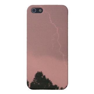 Rosa för Iphone 4/4s för blixt 3 fodral Speck iPhone 5 Skydd