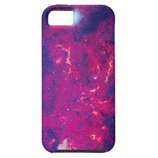 Rosa galax iPhone 5 skydd