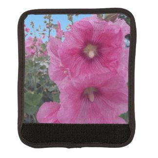 Rosa hibiskusblommor handtagsskydd