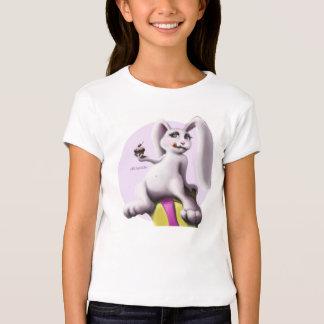 Rosa kanin tee shirts