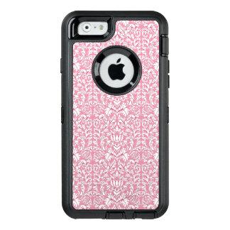 Rosa Kawaii för baby damast OtterBox iPhone 6/6s Fodral