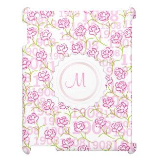 Rosa kvinnoföreninglivipad cover iPad mobil fodral