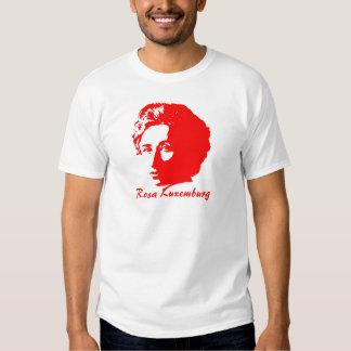 Rosa luxemburg tee shirts