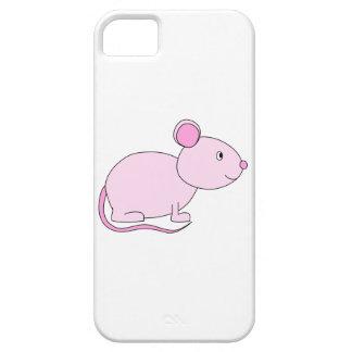 Rosa mus iPhone 5 Case-Mate cases