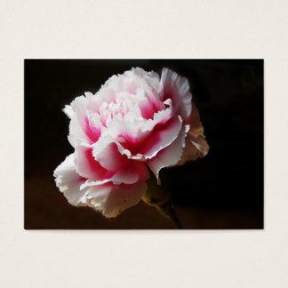 Rosa nejlika Artcard ACEO Visitkort