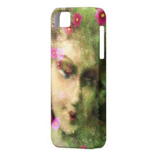 Rosa nostalgi iPhone 5 skal