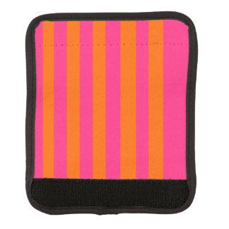 Rosa & orange bagagehandtagsjal handtagsskydd