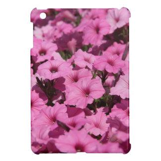 rosa pansy iPad mini mobil fodral