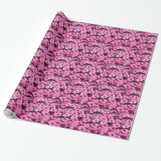 rosa pansy presentpapper