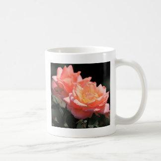 Rosa passion kaffemugg