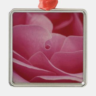 Rosa Petals Julgransprydnad Metall
