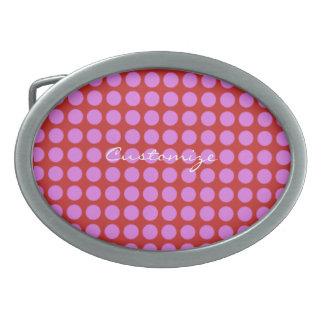 rosa polka dots Thunder_Cove