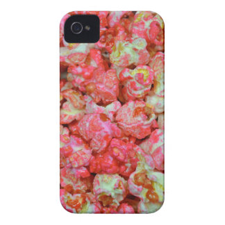 Rosa popcorn Case-Mate iPhone 4 skydd