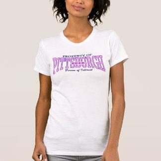 Rosa prsn för PGH av intrst T-shirts