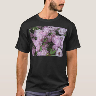 Rosa rhododendrons t shirts