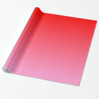 Rosa röd lutning presentpapper