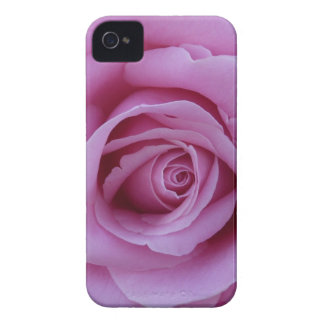 Rosa ros iPhone 4 skydd
