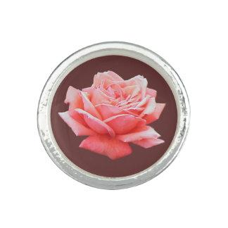 rosa rosblomma ring