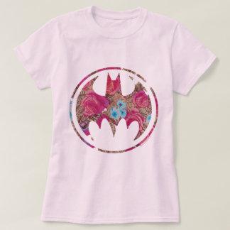 Rosa rosfladdermöss signalerar tee shirt