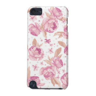 Rosa rosfodral iPod touch 5G fodral