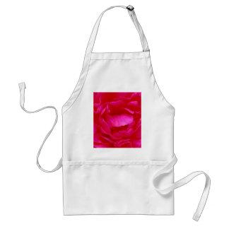 Rosa rosförkläde - anpassade