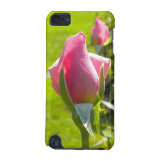 Rosa rosknoppipod touch case iPod touch 5G fodral