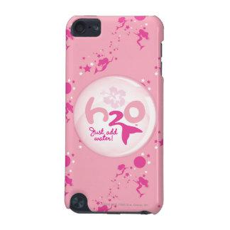 Rosa sjöjungfrumönster iPod touch 5G fodral