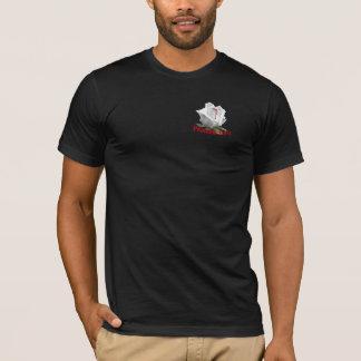 Rosa T-tröja för fantom Tee Shirts