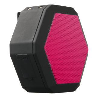 Rosa trådlös Bluetooth för varmt ljust neon Svart Bluetooth Högtalare
