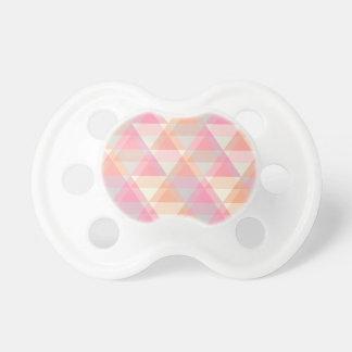 Rosa trianglar napp