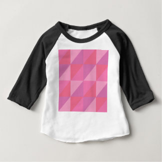 Rosa trianglar tee