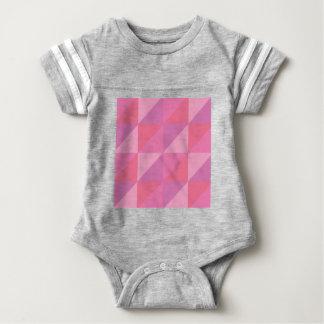 Rosa trianglar tshirts