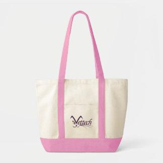 rosa vettechtoto tote bag