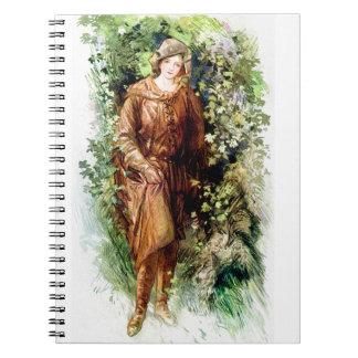 Rosalind anteckningsbok