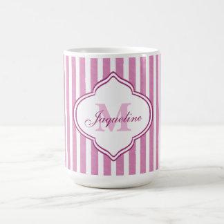 RosarandMonogram Kaffemugg