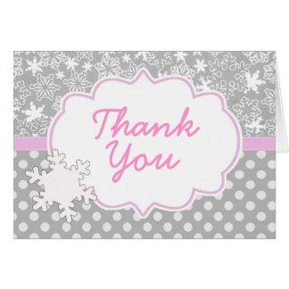 Rosavintern tackar dig att card till inbjudan OBS kort