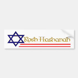 Rosh Hashanah Bildekal